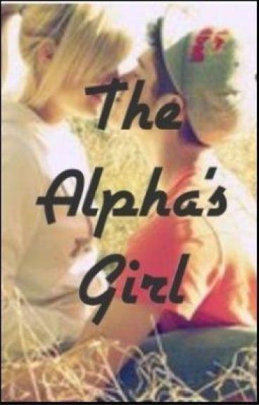The Alpha's Girl #Wattys2014