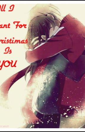 Tudo que eu quero nesse Natal é você by MeyScarlet