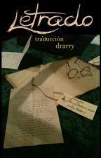 Letrado (Lettered) fanfic drarry by PerlitaNegra