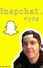 Snapchat. «rdg by iamapenguin_x