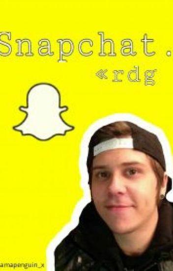 Snapchat. «rdg