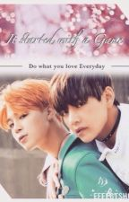 It Started With A Game [VMIN || BTS] by taehyungie_98
