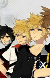 The Fantastic Foursome (Sora X Roxas X Vanitas X Ventus) by Ciel_and_Payten