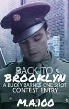 Back To Brooklyn|Bucky Barnes by marvels_agents100