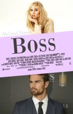 Boss. {Theo James} by PowerfullMess