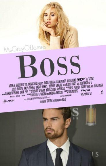 Boss. {Theo James}
