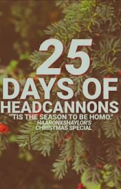 25 Days Of Headcannons (MAGCON BxB) by HaaronxShaylor