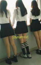 Dynamite - jungkook. by piercethecath