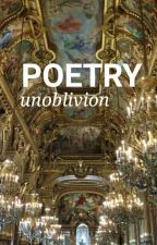 POETRY; by adverbs