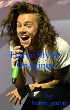 HARRY STYLES IMAGINES by horan_guitar