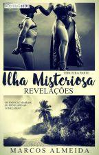Ilha Misteriosa - Revelações by MarcosAlmeida19