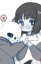 My Universe Will Never Be The Same (Sans x Frisk) by Yokiashi