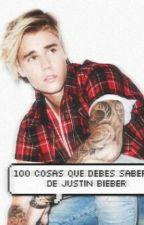 100 Cosas Que Debes Saber Sobre Justin Bieber by WhitesidesxMendes