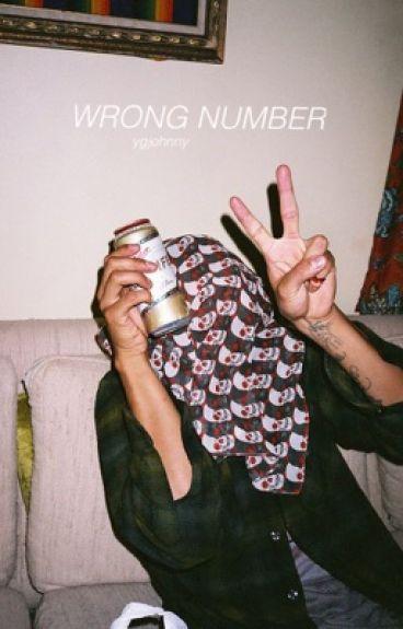 wrong number❀cake