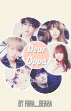 Dear Oppa by Rina_Beana