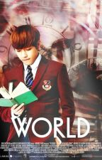 World • vkook by vkiane