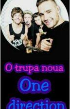 O Trupa Noua. One Direction by AdinaLZR
