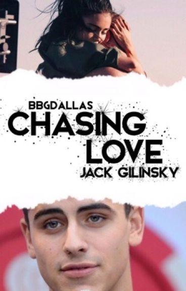 chasing love; j.g