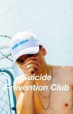 Suicide Prevention Club // Steven Fernandez by bootypancakes