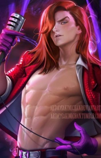Male!Jessica Rabbit x Reader - Signature Scowl{Completed}(under renovation)