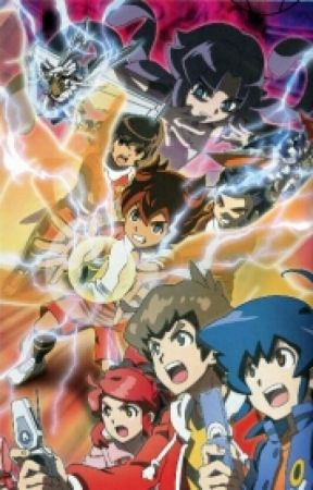 Inazuma Eleven Go VS Danball Senki W [ON HOLD] by JopayIgoy