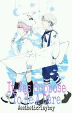 It was suppose to be a dare (Seventeen SoonHoon Fanfic) by AestheticPlayboy