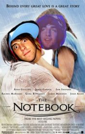 the notebook - jalex by fanficsrgr8