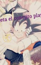 vegeta el conejito play boy by suculentacony