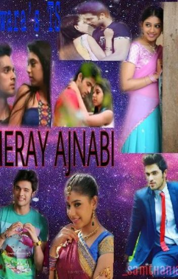 MEREY AJNABI -MANAN TWO SHOT(completed)