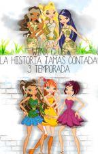 Winx Club: La historia jamas contada 3 temporada by Winx-Club-Stella