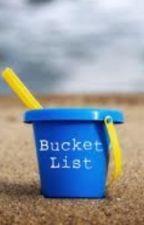 The bucketlist by djfkgkrnrjdidsjsmfmc