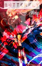 Butterfly Wings [Anime Book Covers] by ThePokemonLover