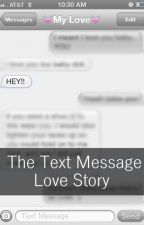 The Text Message Love Story |SK| by martanka99
