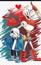 Undertale: Sans x Reader by Allygagne4708
