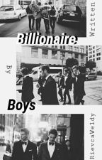 Billionaire Boys by RievcaWeldy