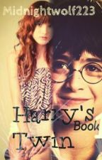 Harry's Twin book 1 [Going through editing] by XxitsmesarahxX
