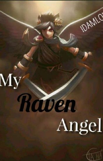 My Raven Angel (Dark Pit X Reader)