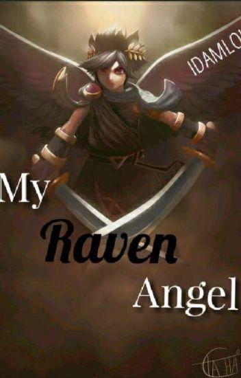 My Raven Angel (Dark Pit X Reader)