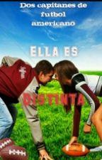 ELLA ES DISTINTA . by alemarisscal321