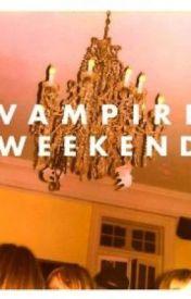 Vampire Weekend by jynxii
