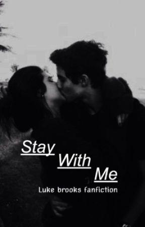 Stay with me - Luke Brooks by radh0ran