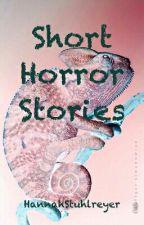 Short Horror Stories by queendingaling