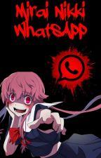 Mirai Nikki ~ WhatsApp by GumiCortes