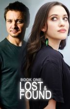 Lost & Found   Clint Barton and Darcy Lewis by thatpunkmaximoff