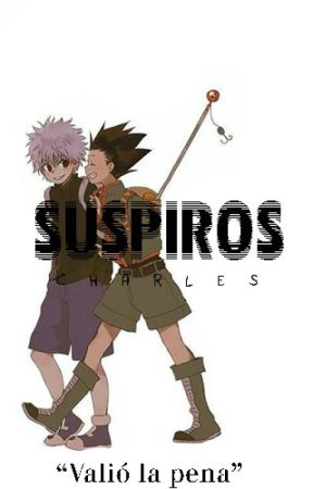Suspiros (Two-shot KilluaxGon) by CharlesComegalletas