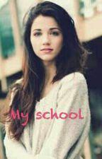 My school by bad-noor