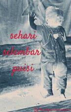 Sehari Selembar Puisi by thurlipscreamero