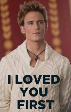 I loved you first {Finnick Odair} terminada. by OdairPlz