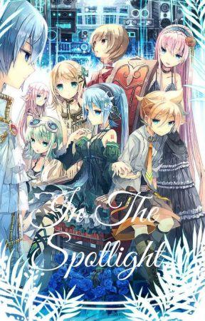 In The Spotlight (MikuXLen) by CutieRinLenMiku