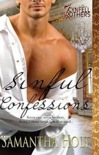 Sinful Confessions (Cynfell Brothers Book 1) by Samantha-Holt